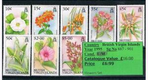 GB Stamps - British Empire & Commonwealth - British Virgin Isles