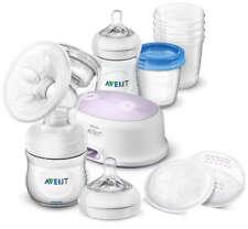 PHILIPS Avent SCD223/00 Einzelmilchpumpen Set elektrische Milchpumpe