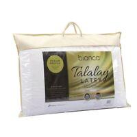 Bianca Sleep Easy Talalay Latex Medium Profile & Medium Feel Pillow