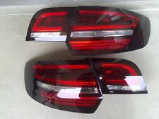 Schwarze Rückleuchten Lasierung Lasur Lasieren Ihrer Audi A3 8P (FL) Rücklichter
