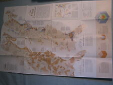 A WORLD TRANSFORMED MAP+ JAMESTOWN & COLONIES National Geographic May 2007