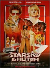 STARSKY ET HUTCH Movie Poster / Affiche Cinéma BEN STILLER