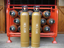 Helium (Balloon Gas) cylinder 20L size, 200 Bar Fill, NO ROLLING RENTAL CHARGES