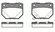 For Subaru impreza WRX 2.0 01 02 03 04 05 Rear Back Brake Pads Set EJ205 GDA GGA