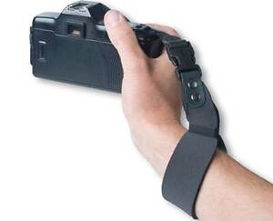 OP/TECH NEOPRENE SLR WRIST STRAP WITH QUICK RELEASE LOOP CONNECTOR