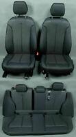 BMW 1er F20 Sitze Innenausstattung Stoff aus 2014