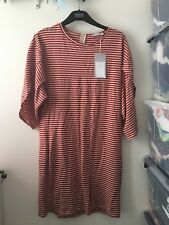 Ladies BNWT ZARA Striped Playsuit Size S
