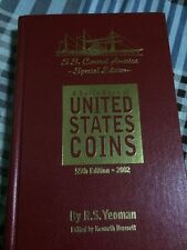 2002 A Guide Book of United States Coins 55th Edition Special Edition Yeoman