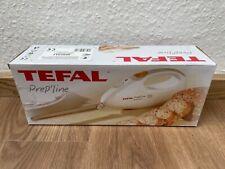 Original Tefal Elektrisches Messer 100W Weiß geeignet für Tiefkühl-Gut *OVP/NEU*