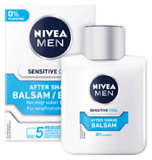100 ml - NIVEA FOR MEN After Shave Balm - Balsam COOL - German Product