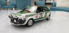 1:18 Fiat Ritmo Abarth Gr.2 Rallye Monte Carlo 1979 Modellauto Ottomobile OVP