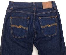 EUC - RRP $269 - Mens Stunning NUDIE 'SLIM JIM ORGANIC DRY BROKEN TWILL' Jeans