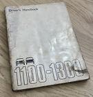 AUSTIN MORRIS 1100-1300 DRIVERS HANDBOOK  MANUAL AKD 7903 2ND EDITION 1971 Mk3