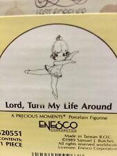 Precious Moments - Lord, Turn My Life Around - 520551 - 1989