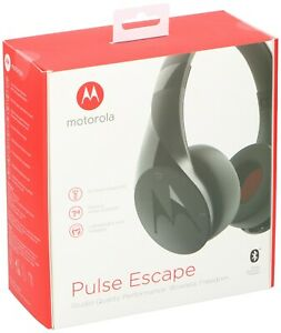 Motorola Pulse Escape Kopfhörer - Schwarz
