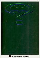 1995 Australia Dynamic Batman Forever Movie Card Full Collection-Album + Cards