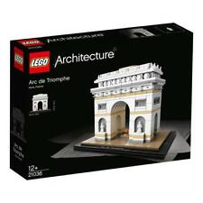Lego Architecture 21036 -Arc de Tiomphe-Brand New Boxed Free Fast Delivery.