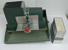 Argus 300 Automatic 35mm Slide Projector Clean Tested Working w/ Vintage Slides