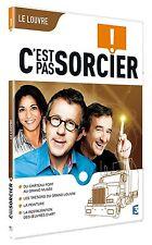 """DVD """"C est Pas Sorcier   le Louvre"""" NEUF SANS BLISTER"""