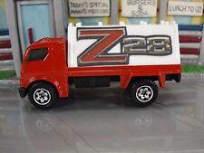 Matchbox CUSTOM Billboard Truck with Z28 Decals my super KUSTOM Truck Treasure