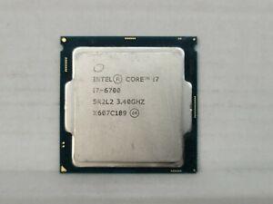 Intel Core i7-6700 (SR2L2) 3.6GHz LGA1151 Desktop CPU Processor - FOR PARTS