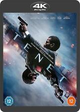 Tenet 4K Blu-ray (2020)