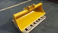 """New 48"""" Caterpillar 305.5ECR Ditch Cleaning Bucket"""