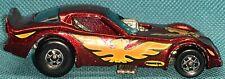 Vintage 1977  Hot Wheels Red Trans AM Firebird Funny Car Blackwall