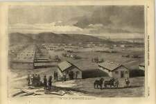1855 The Camp At Shorncliffe Adulteration Of Food Drink And Drugs