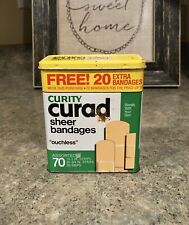 Vintage Curad Bandage Special Offer Tin w/ Bandages