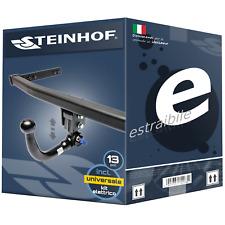 Per Seat Ibiza 6J 2008-2015 gancio estraibile orrizzontale kit elettrico 7