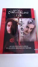 """DVD """"LA NOVIA DEL CABELLO BLANCO 1 Y 2"""" 2DVD COMO NUEVA RONNY YU BRIGITTE LIN"""