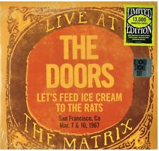The Doors: Live At The Matrix Part 2: Let's Feed Ice Cream To The - LP RSD 2018