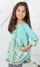 New Matilda Jane Pecan Pie Top Once Upon A Time Girl Size 4 Joanna Gaines