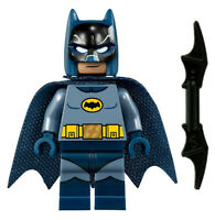 NEW LEGO CLASSIC TV BATMAN MINIFIG batcave 76052 figure minifigure dc adam west