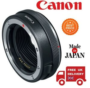 Canon Control Ring Mount Adapter EF-EOS R 2972C005 (UK Stock)