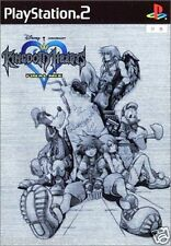 Used PS2 Kingdom Hearts Final Mix SONY PLAYSTATION JAPAN IMPORT