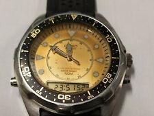 """CASIO Diver AMW-320C (358) """"The Arnie"""" 1987 Japan H 45mm watch"""