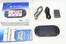 PS Playstation vita Wi-Fi model PINK BLACK PCH-2000 ZA15 Japan game F/S