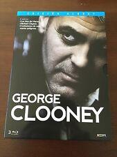 GEORGE CLOONEY TRILOGIA BLURAY - MICHAEL CLAYTON, IDUS MARZO, CONFESIONES MENTE