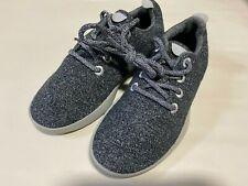 Allbirds Womens Sz 10 Wool Runners Green Dark Green w// Black Comfort Shoes NEW