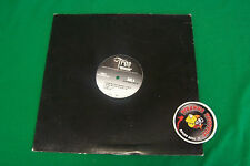 "Trae Restless 12"" Vinyl Record Single PROMO Rap-A-Lot Piranha Records"