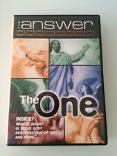 The ANSWER Cd Audio THE ONE 2 Cd set Got Life Ministries Jeff Myers & more