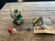 Vintage Space Lego 6901, 1980. Mobile Lab. Complete With Instructions