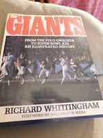 NY Giants:The Giants From the Polo Grounds to Super Bowl XXI Illustrated History