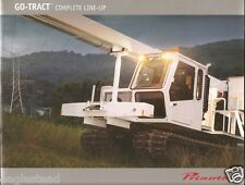 Equipment Brochure - Prinroth - Go-Tract - Tracked Carrier - 2009 (E2110)