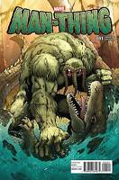 MAN-THING #1 (OF 5) RON LIM VARIANT MARVEL COMICS