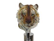 Large Tiger Sports Bar Beer Tap Handle Kegerator Resin Hunt Safari Lion Cool New