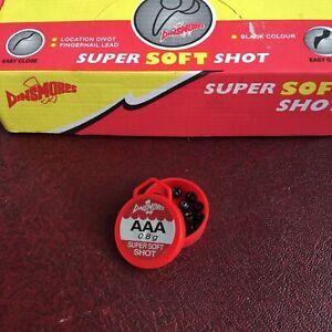 Dinsmores super soft shot polytub refil split shot Size = AAA