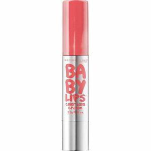 Maybelline Baby Lips Color Balm Crayon Moisturizing Lip Balm - 10 Blush Burst